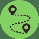 GPS, Rastreo GPS